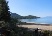 Glenbrook beach