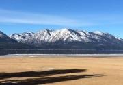 Lake Tahoe from Keys walk California side