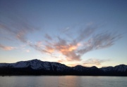 Tahoe Keys Sunset