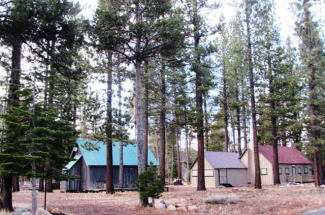 Off the Beaten Path – Forest Service Cabins