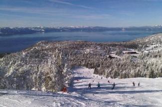 Near the Ski Resorts