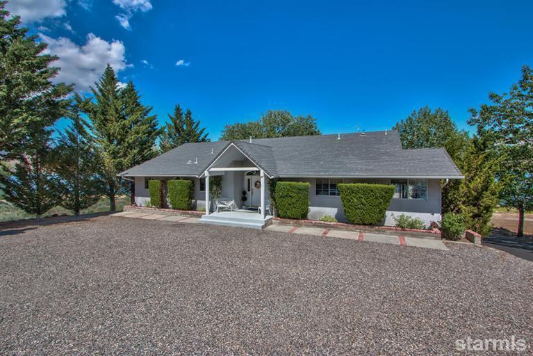 Topaz Lake Home For Sale Coleville