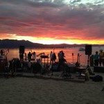 Favorite Summer Activity – Jazz on the Beach