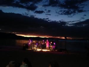 night jazz photo