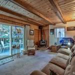 200 Steel living room